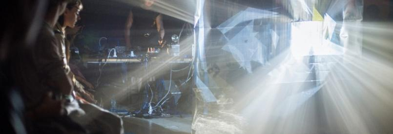 Photo credit: Sally Golding and Spatial at SONICA (photo by Katja Goljat)