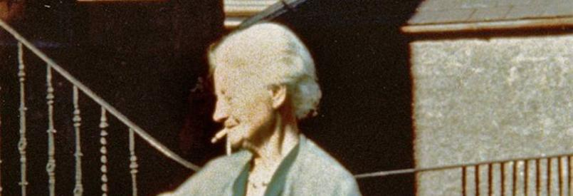 Portrait of Ga (Margaret Tait, 1952)