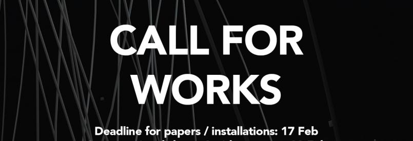 Call for works Besides the Screen 2020