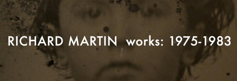 Cineinfinito #11: Richard Martin