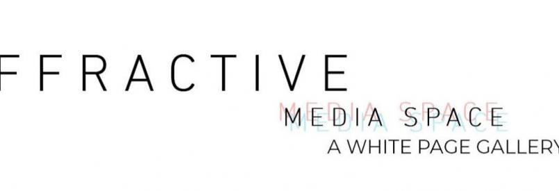 diffractivemedia.space a white page gallery text