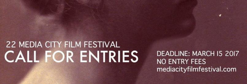 22nd Media City Film Festival