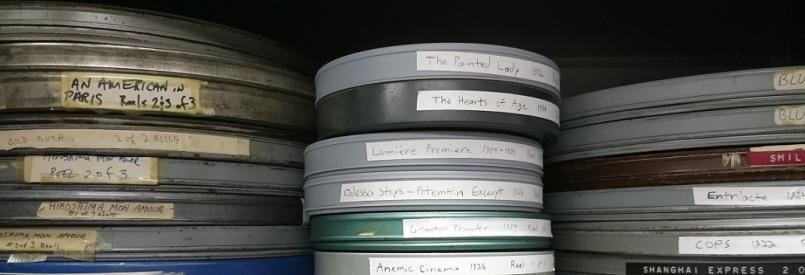 Patricia Mellencamp 16mm Print Founding Collection