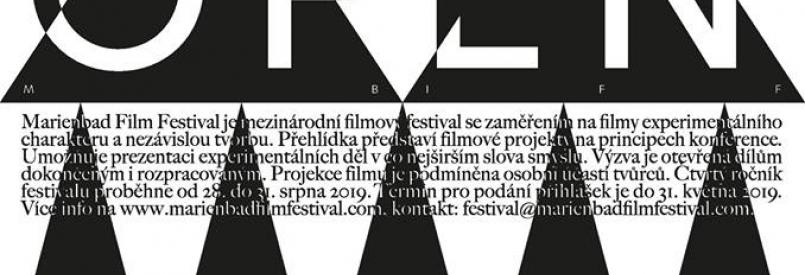 Marienbad FilM Festival Open Call