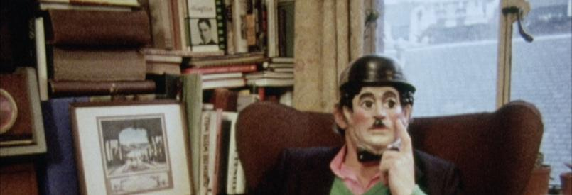 still from Charlie Chaplin Lived Here (Louise Milne and Seán Martin)