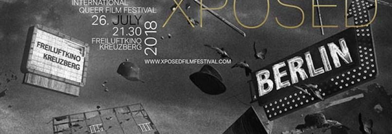 Xposed Film Festival Berlin - Open Air Screening