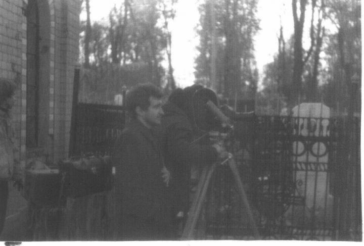 director Dmitri Frolov
