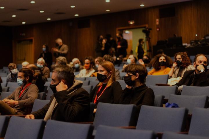 Caminhos Film Festival · Coimbra, Portugal
