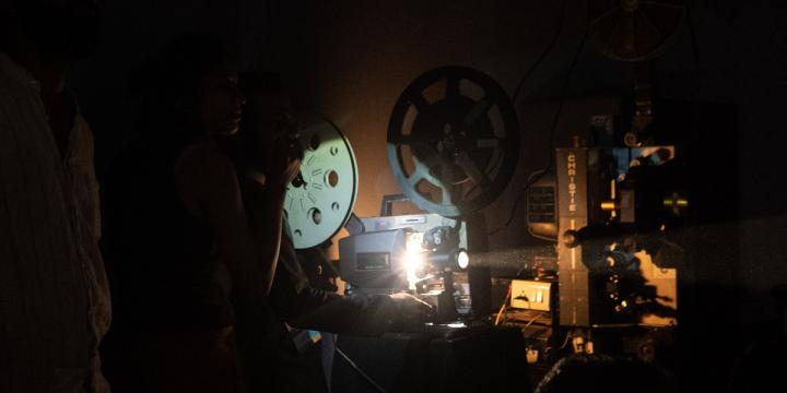 16mm film festival