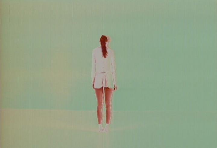 Come Se Il Colore Stesse A Guardarti, by Sara Bonaventura - performer Annamaria Ajmone