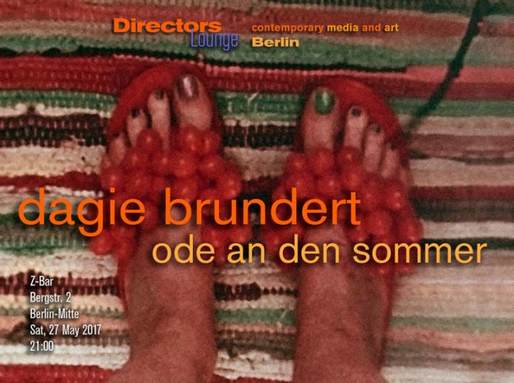 Dagie Brundert - Ode to Summer