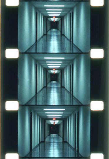Serene Velocity (Ernie Gehr, 1970)