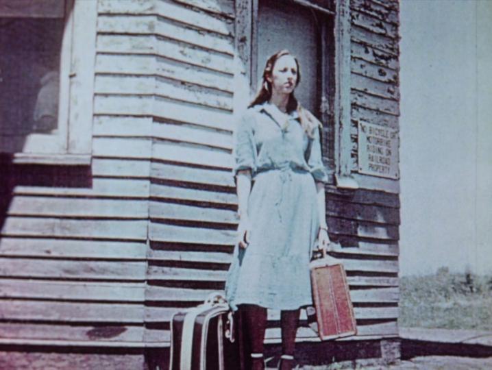Empty Suitcases (Bette Gordon, 1980)