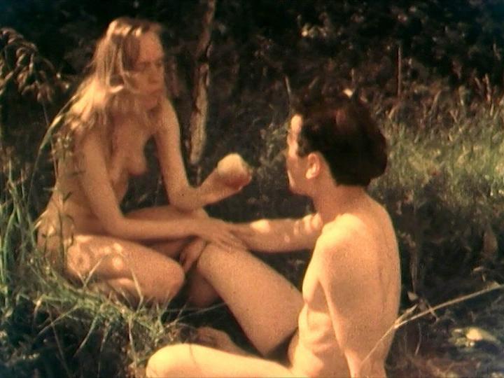 Frame from Dmitry Frolov's film LAST LOVE