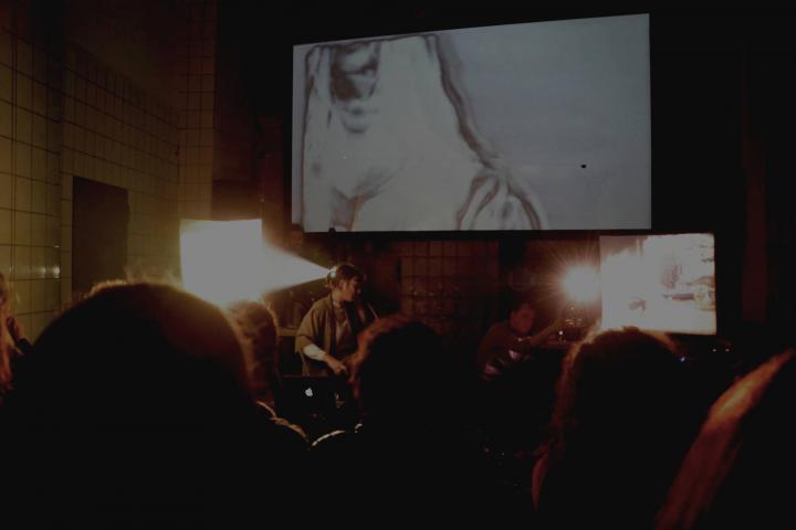LOST #01 (Kornel Szilágyi & Michel Balagué & Lazarus Dance & Amélie Legrand & Adam Goodwin & Tiebault Imm & Giorgos Stavridis)