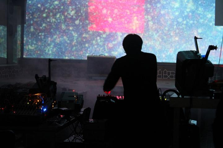 Space Noise 3D (Takashi Makino)