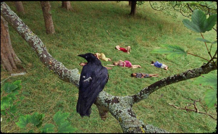 Marianna Simnett, The Bird Game, 2019 (film still)