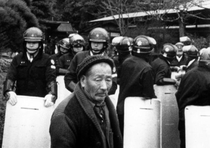 Sanrizuka – Heta Village (Sanrizuka – Heta Buraku) (Ogawa Productions, 1973)