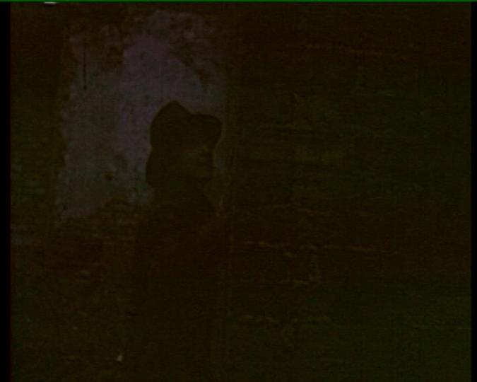 "Still from the film ""SLEEP"" (1987)"