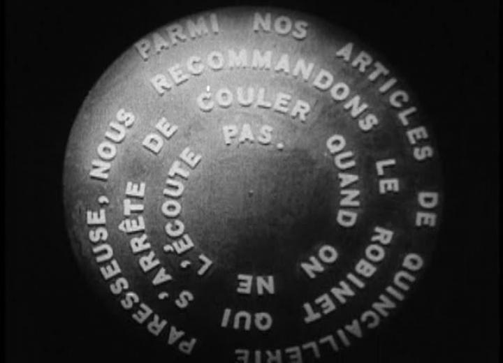 Anemic cinéma (Marcel Duchamp, 1925-1926)