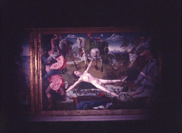 The Painting (Robert Beavers, 1972/1999)