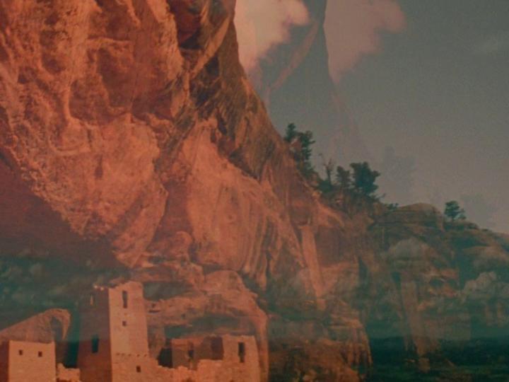 Visions in Meditation #2: Mesa Verde (Stan Brakhage, 1989)
