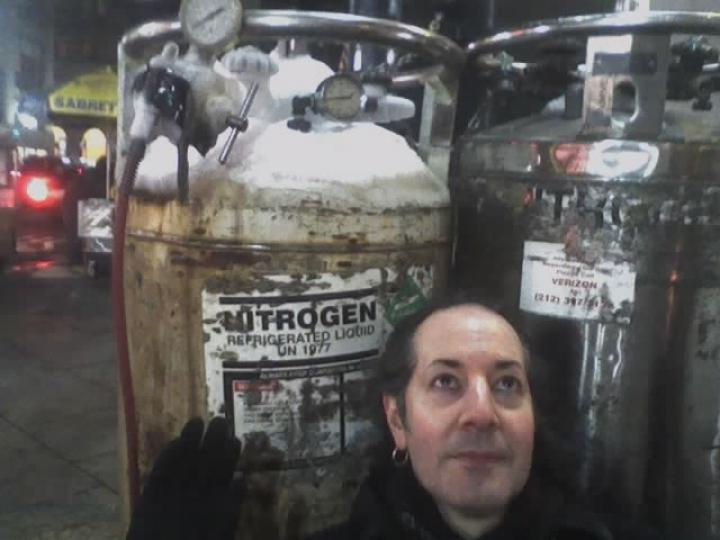 Nitrogen Ghost (Bradley Eros, 2015)