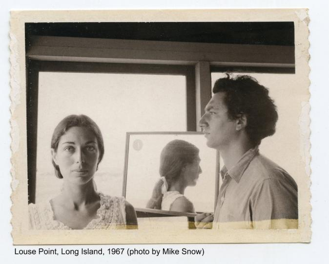 Louse Point (Ken & Flo Jacobs, photo by Michael Snow)
