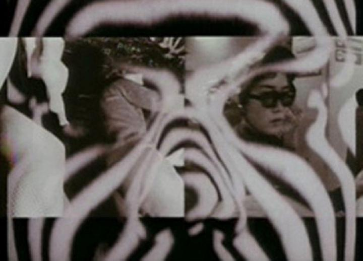 For My Crushed Right Eye (Toshio Matsumoto, 1969)