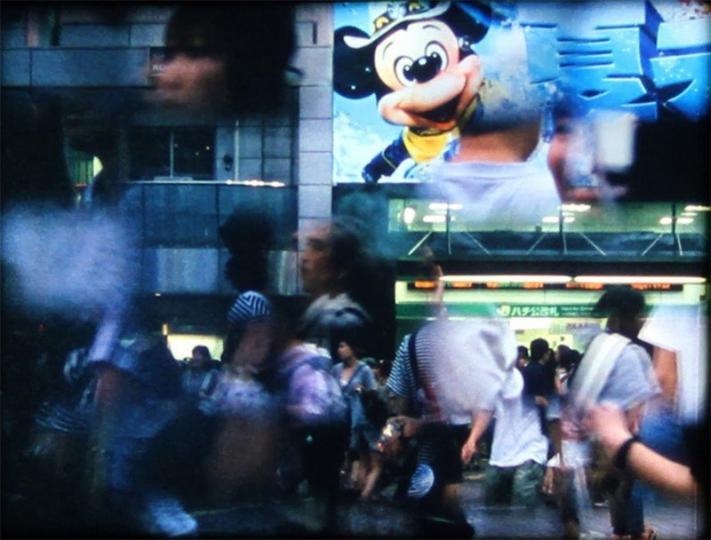 Shibuya Tokyo (Tomonari Nishikawa, 2010)