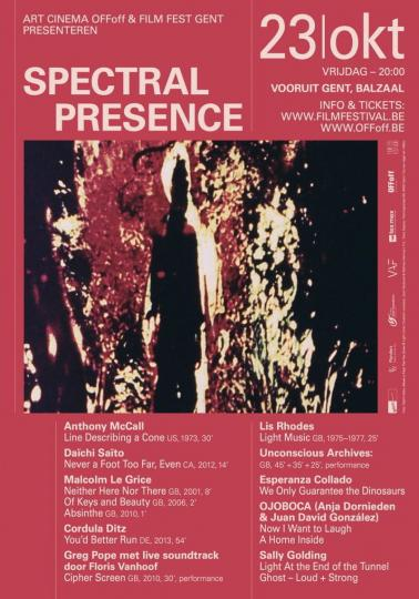 Artcinema OFFoff: Spectral Presence