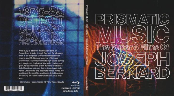 Prismatic Music - The Super 8 Films of Joseph Bernard