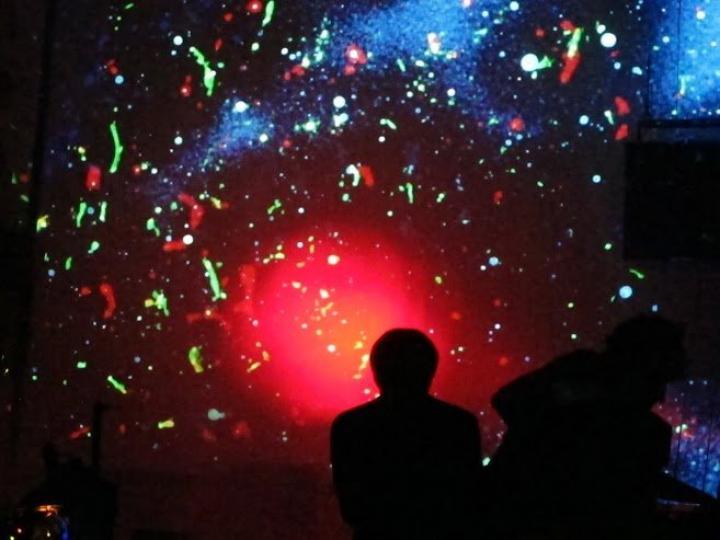 Space Noise 3D (Makino Takashi)