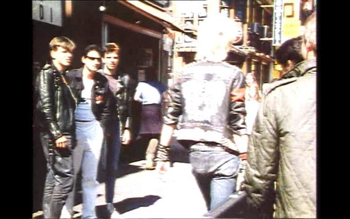 A Photographer Films Amsterdam (Ed van der Elsken, 1982)