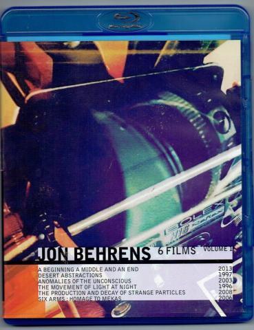 Jon Behrens: 6 Films Vol 1