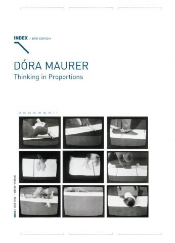 Dóra Maurer - Thinking in Proportions