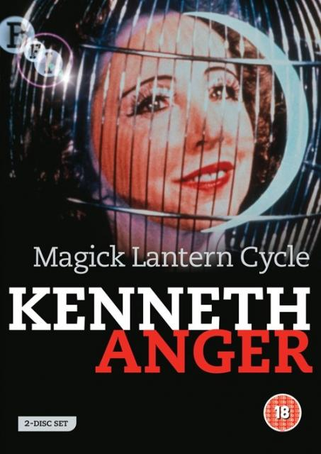 Kenneth Anger - The Magick Lantern Cycle | Experimental Cinema