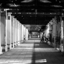 A punt de fuga (Albert Alcoz, 2014)