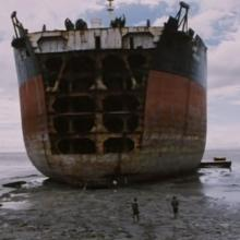 At Sea (Peter Hutton, 2007)