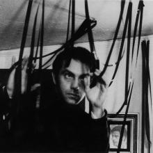 Gregory J.Markopoulos, retrato de Hiler