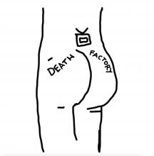 Death Factory Logo