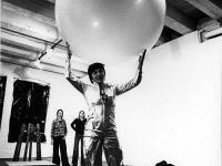 Balloon (Barbara Hammer, 1979) - Northwest Artist Association, Portland, Oregon (by Cheri Heiser)