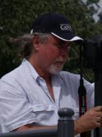 Brice  Bowman filming near Aix-en-Provence